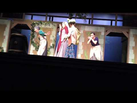 "Emma in Shrek Jr. ""Big Bright Beautiful World"" at Florida Repertory Theatre. May 30, 2015"