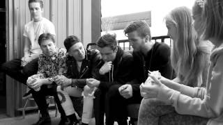 Kids Interview Bands - The Neighbourhood