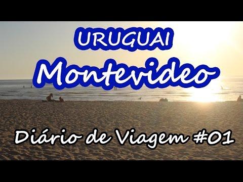 Montevideo + Dicas | Diário de viagem #01