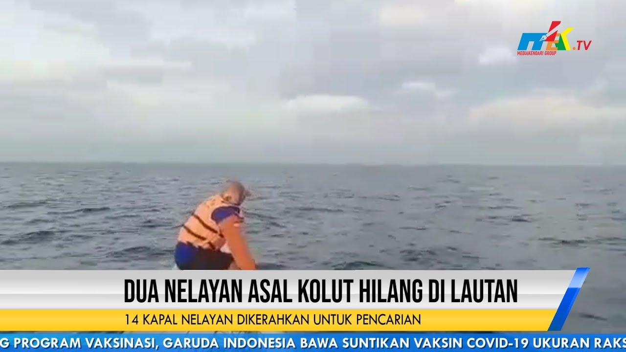 Dua Nelayan Asal Kolut Hilang di Lautan