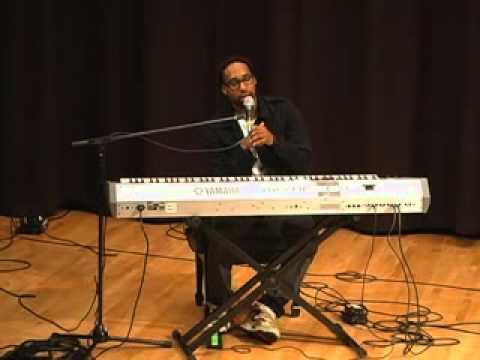 Loyola University Forum in Songwriting with Grammy Award-Winning Songwriter PJ Morton