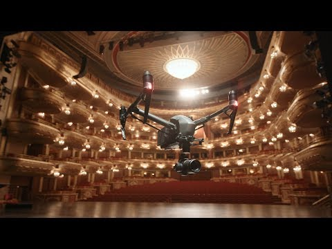 DJI — Astana Opera: Behind the Scenes with the Zenmuse X7