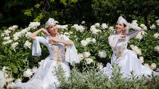 Узбекский танец. Uzbek dance. Уроки узбекского танца в Москве.
