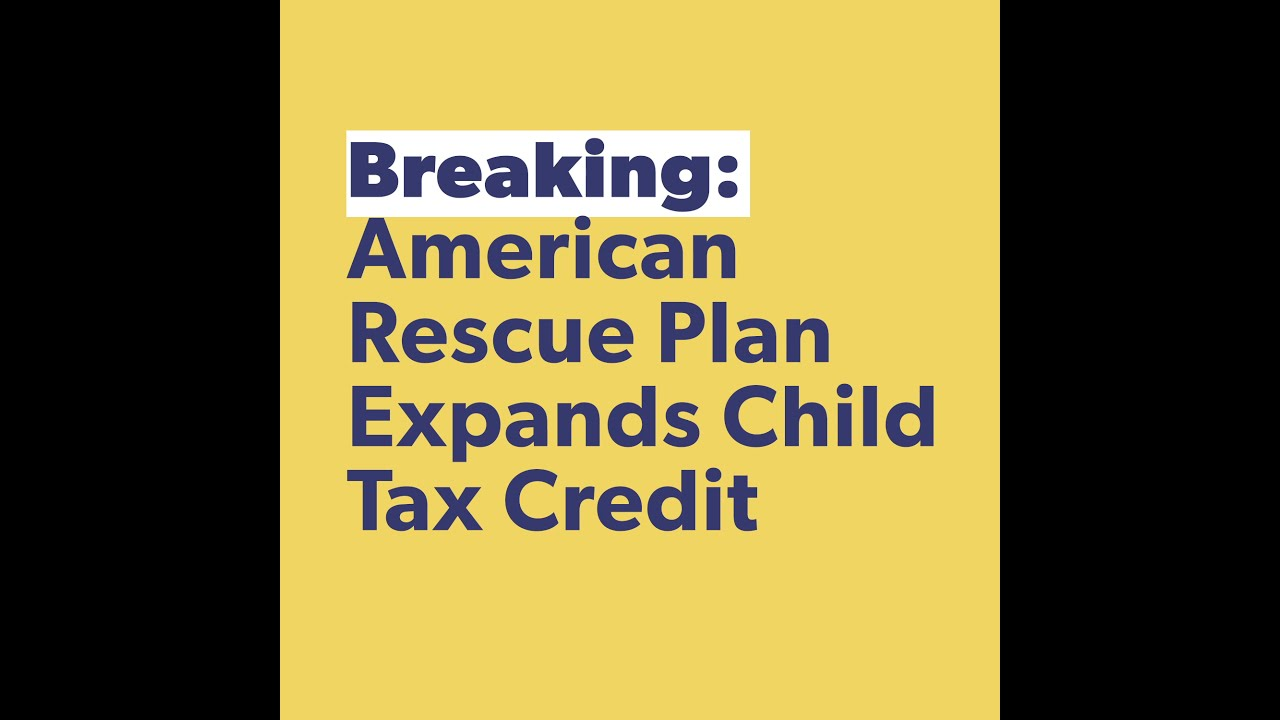 American Rescue Plan - Child Tax Credit for Pennsylvanians
