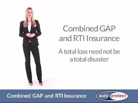 AutoProtect - Why take out the AutoProtect Combined GAP and RTI Insurance?