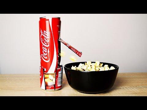 Popcornmaschine Selber Bauen