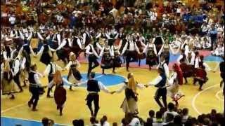 4th WUKF World Karate Championship for children,cadets and juniors 2012 Novi Sad - Opening ceremony