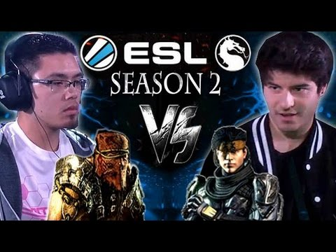 MKX: Season Finals Tournament - St9rm (Takeda) VS Biohazard (Ferra/Torr)!