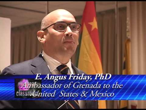 Caribbean Classroom - (GCSA), Washington DC, & the Grenada Embassy Presents ...