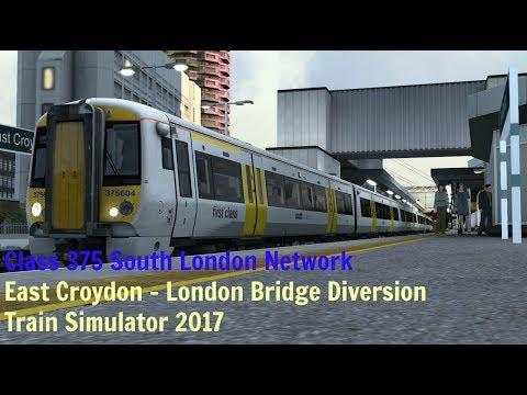 Train Simulator 2017 South London Network Southeastern Divert |