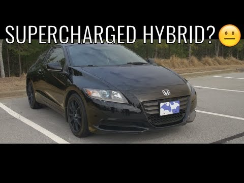 SUPERCHARGED Honda Crz Review!  ...wait...what?!