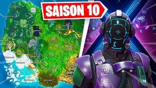 GREAT MAPS WITH DIMENSIONAL ALEAS FOR FORTNITE SAISON 10 ... (SKINS SAISON 10)