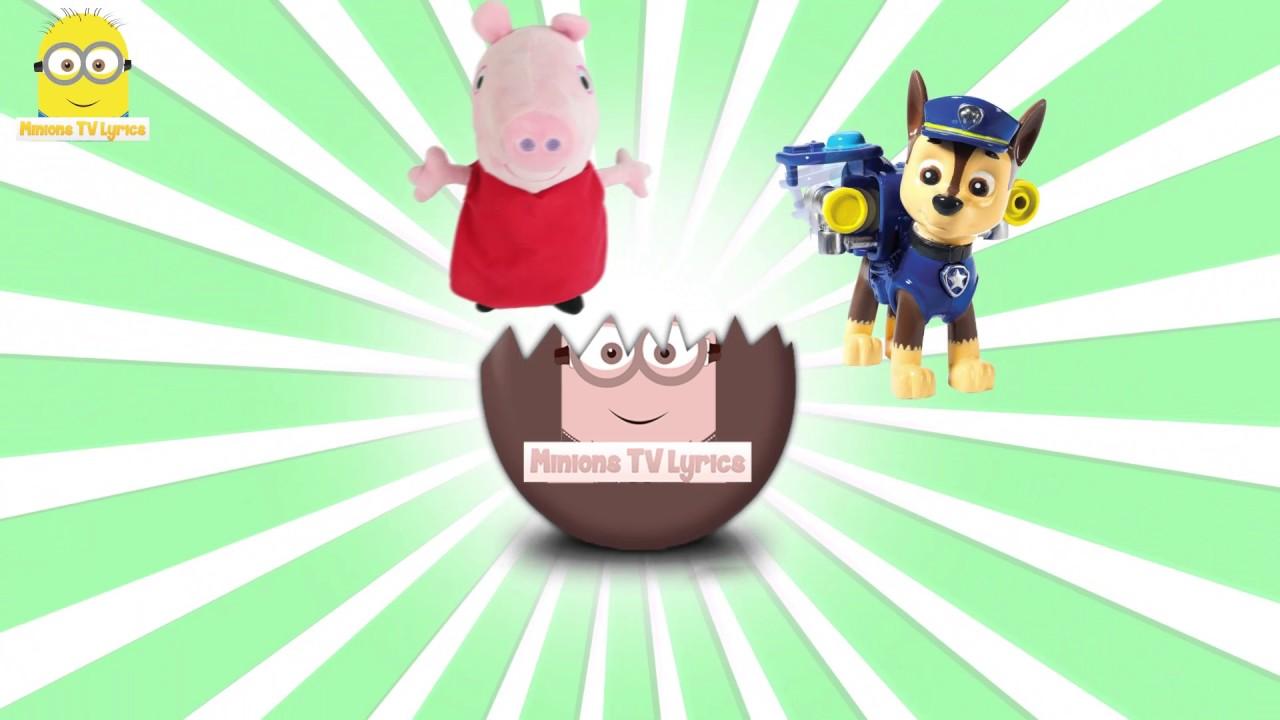 Angry Birds, Doki Drawing, Bear Egg, Pink Peppa Egg Finger