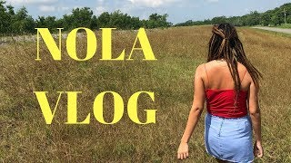 TRAVEL VLOG: NEW ORLEANS | Mon Zill