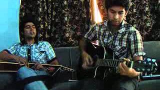 Dil Harey Jal Guitar Cover