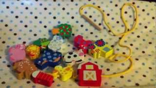 Quick Pick Reviews: Alex Toys Wooden Stringing Sets