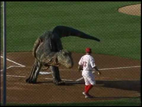 R Phils Get Visit From Baby T Rex Youtube