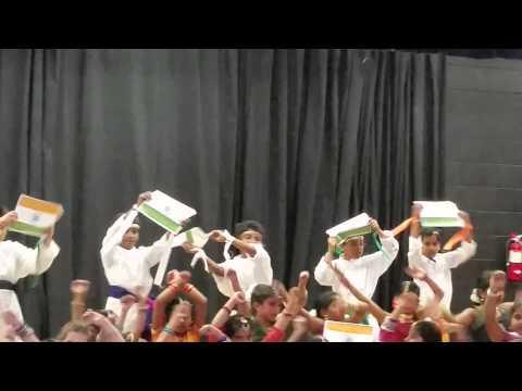 Farmland indian dance