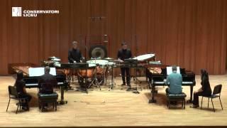 BÉLA BARTÒK Sonata per a dos pianos i percussió