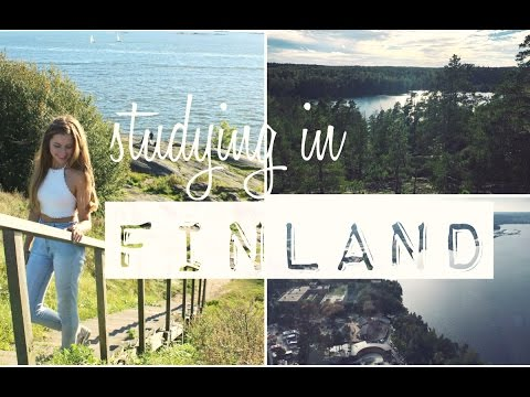 ERASMUS IN FINLAND | First Impressions as an Exchange Studen