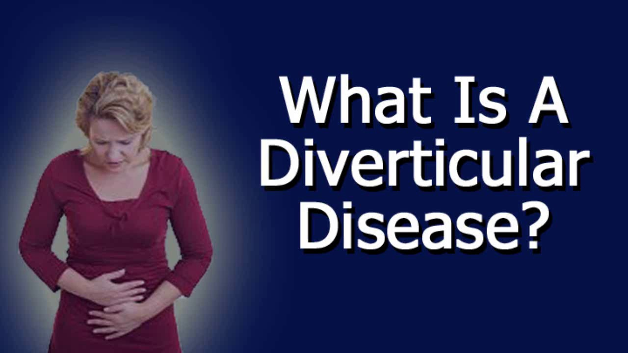 What Is a Diverticular Disease? - YouTube