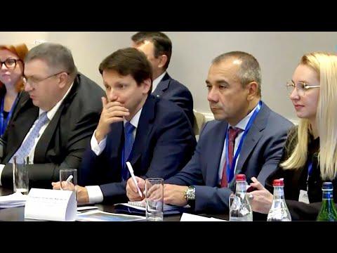 В Ереване проходит российско-армянский бизнес-форум