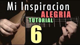 Rasgueado Exercise - 11 - Mi Inspiracion (Alegrias) FINALE by Paco de Lucia
