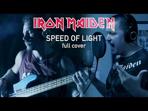 IRON MAIDEN - Speed Of Light Collaboration Cover