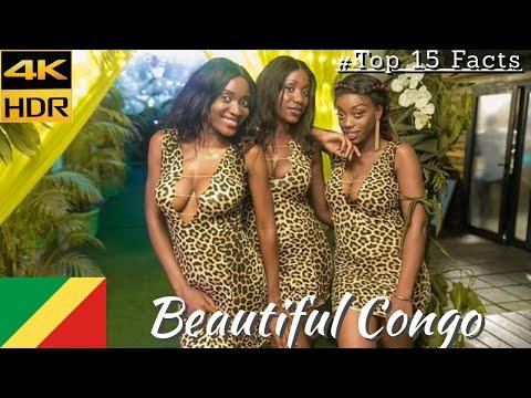 Top 15 Facts of Congo Brazzaville | 2020 | Democratic Republic of Congo | 4K | Kinshasa