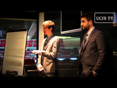 UCFB Sports Entrepreneur Award