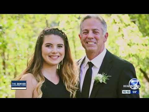 Las Vegas sheriff's daughter shares experience of watching dad lead investigation
