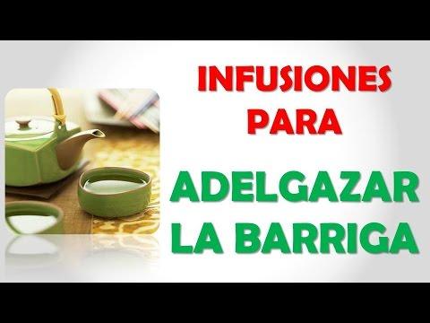Infusiones para Adelgazar Barriga Rapido - 3 Infusiones