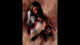 Native American Flute - Lullaby Passamaquoddy - Indian traditional song