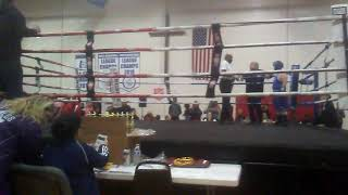@ Red Shield Boxing Show Kenazz skanell(rip city boxing) vs (Mendez Boxing)