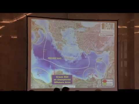 """1st Part- Oil & Gas Offshore Perspectives in Greece, """"MARE FORUM"""" Conference"""