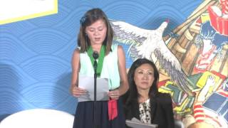 Writing Contest Winners: 2016 National Book Festival
