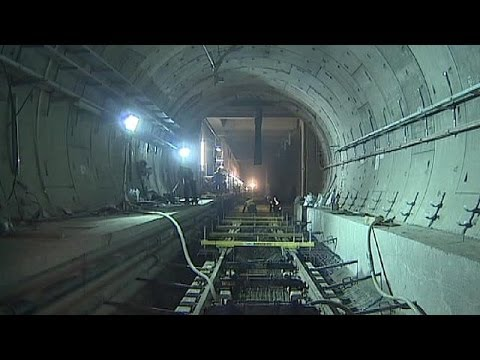 Istanbul rail tunnel links Europe and Asian - economy