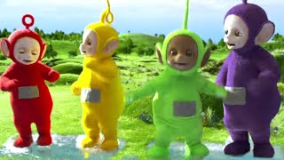 Download Teletubbies New Series | Puddles | Cartoons for Children | 1509
