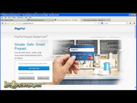 how to transfer money instantly out of paypal paypal prepaid mastercard review youtube - How To Transfer Money From Debit Card To Prepaid Card