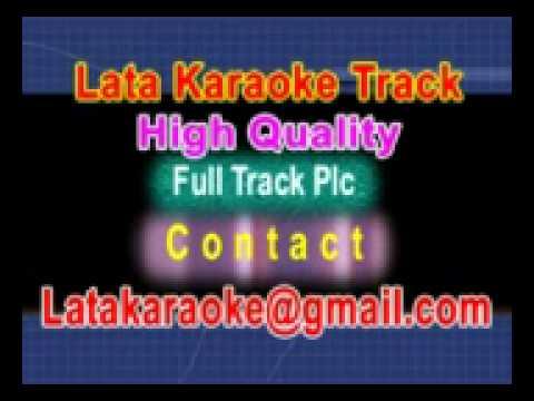 Un Aankhon Mein Neend Kahan Karaoke Minister {1959} Lata