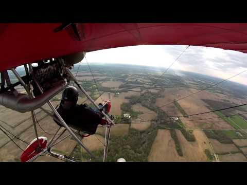 "Flying a ""Quicksilver"" to Moraine Airshow"