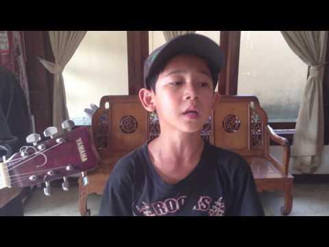 Pengamen Cilik Sahrul Setiawan dari Jogja dengan suara indah