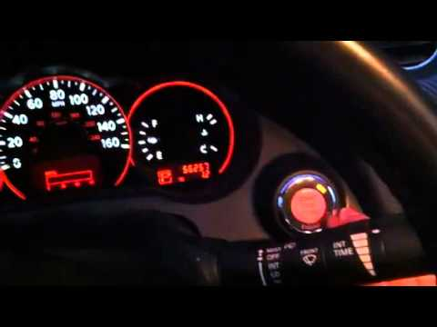 How to reset airbag light 08 Altima