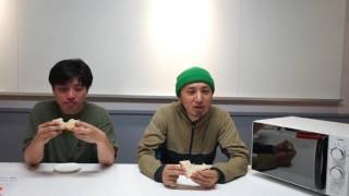 加藤・ギャラクシーのラジオKGB 020「ホットサンドどっちが美味いのか対決」 thumbnail