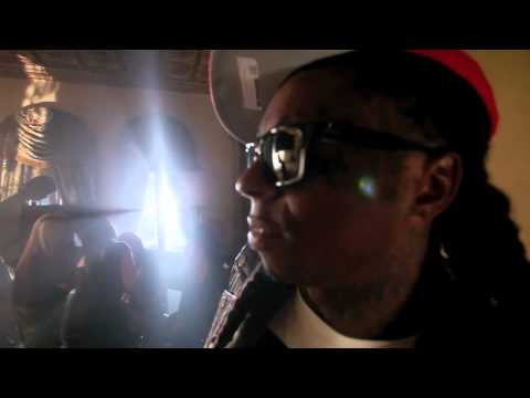 Lil Wayne - On Fire (BEHIND THE SCENES) HOT!!!