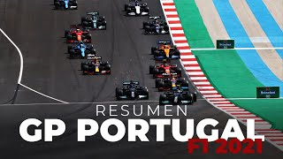 Resumen del GP de Portugal - F1 2021