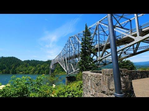 Cascade Locks, Oregon
