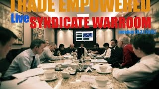 Forex Trading: Trade Empowered War Room Meeting (8.31.2015)