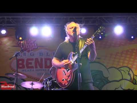 TINSLEY ELLIS • Sound Of A Broken Man • Big Blues Bender 2018