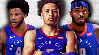 The Pistons Have A BRIGHT Future!
